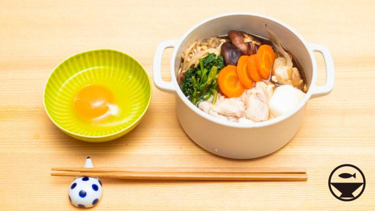 鶏スキ風,レンチン料理